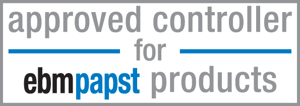 Approved Controller for ebmpapst products